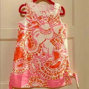 Lilly Pulitzer girls size 4 dress - new